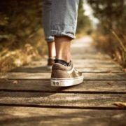 Besser gehen: 7 Schritte zum gesunden Gang