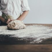 Brot backen zum Stressabbau