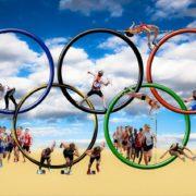 Mantras, um wie ein Olympionike zu denken und zu trainieren