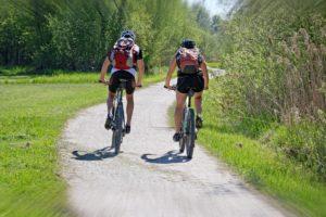 Radfahren statt detonic ?