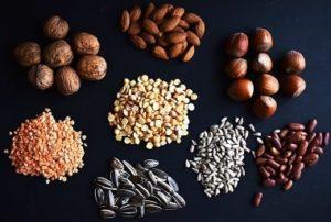 Hülsenfrüchte Proteine